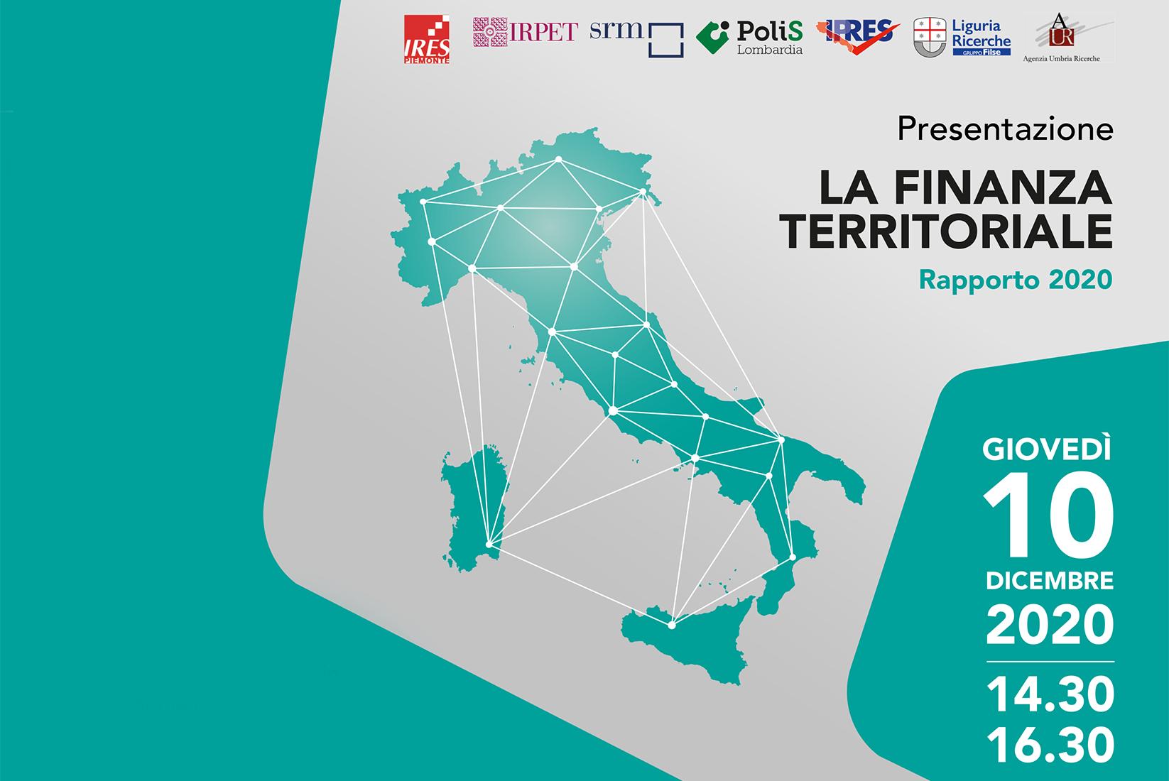 La Finanza Territoriale – Rapporto 2020