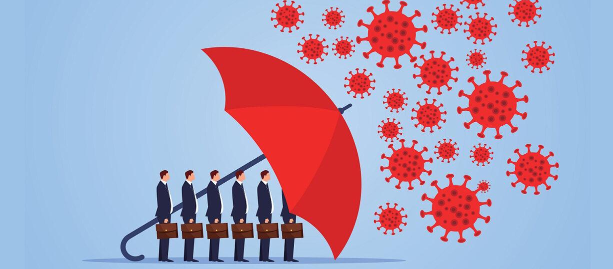 Le preoccupazioni delle imprese umbre alle prese con la pandemia