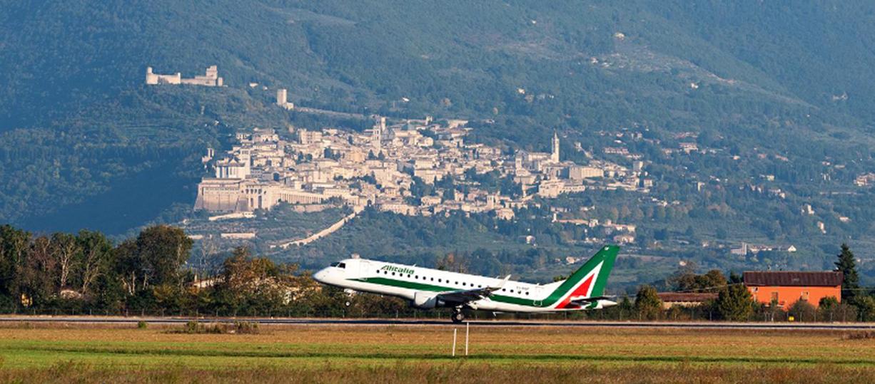 Le potenzialità dell'aeroporto San Francesco