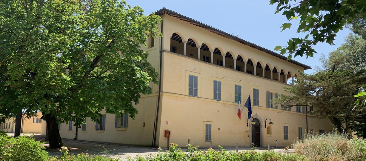 L'Agenzia Umbria Ricerche si è trasferita a Villa Umbra